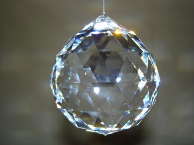 Glas Kristall